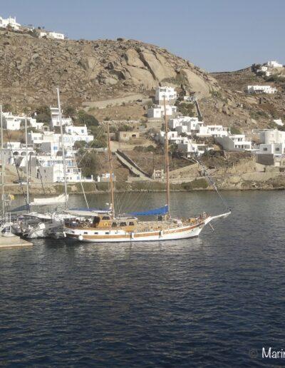 Ermioni Port, Peloponnese